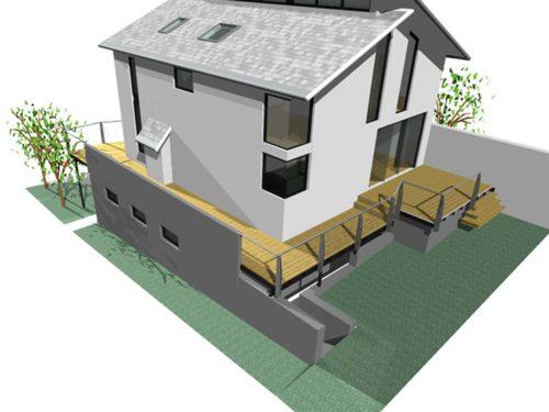 3d Rendering Devon Architects