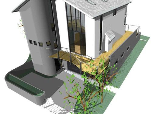 3d Rendering Exeter Architects