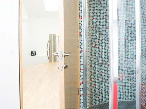 Bathroom Architectural Detail