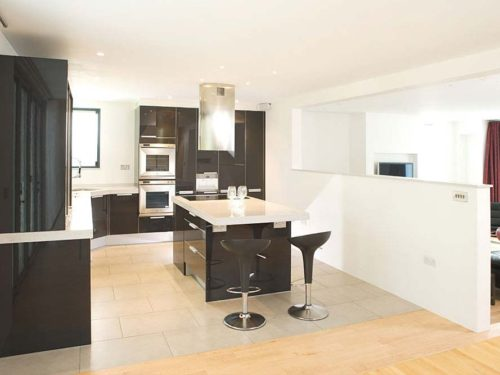 Contemporary Kitchen Devon