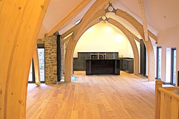 Barn Conversion Architects Devon