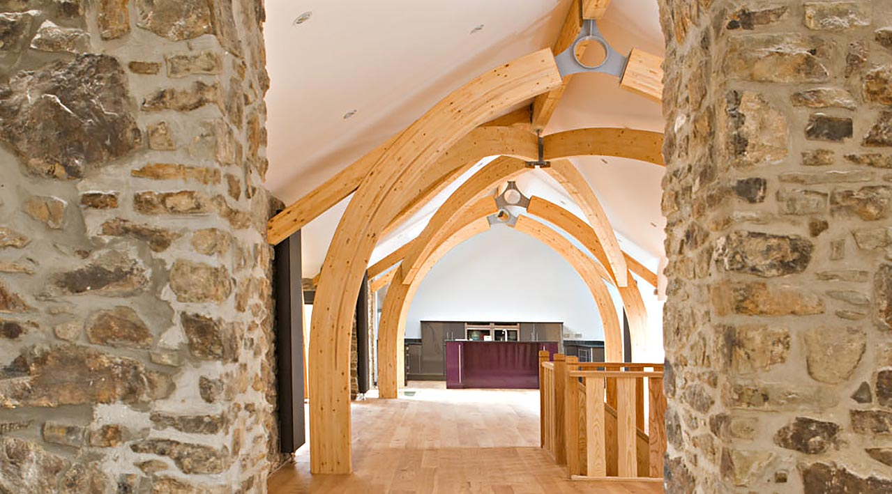 Contemporary Barn Conversion Devon