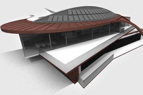 Carbon Negative Architecture