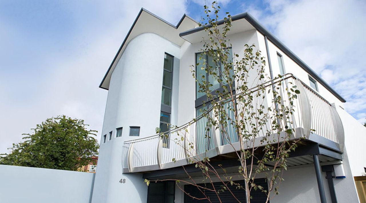 Contempary Architecture Near Exeter Devon