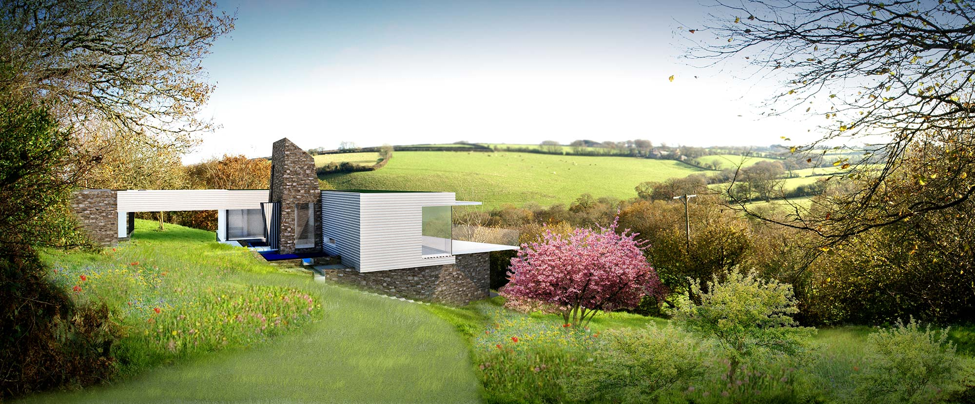 Contemporary Architects Devon