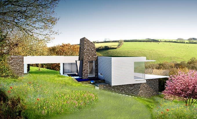 Contemporary Architects Exeter