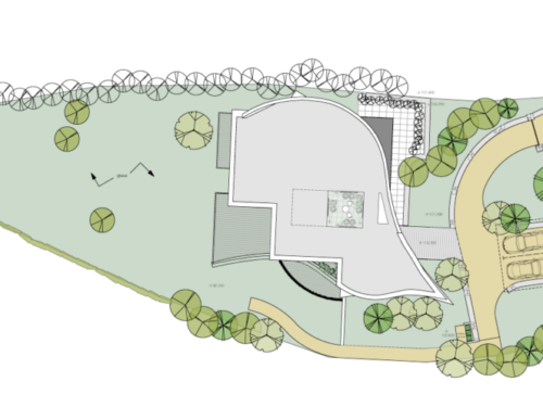 The Oaks Site Layout